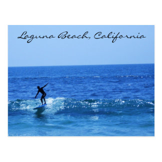 Laguna Beach, California Tarjeta Postal