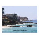 Laguna Beach California Tarjeta Postal