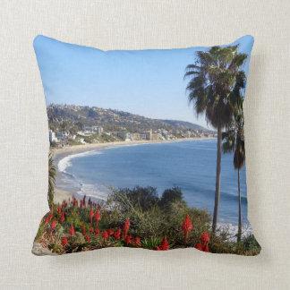 Laguna Beach Californien Throw Pillow