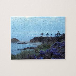 Laguna Beach de la costa costa de California Rompecabezas