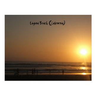 Laguna Beach de la postal (California)