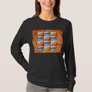 laguna beach drip collage T-Shirt