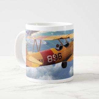 Laguna Beach Fly Over Giant Coffee Mug