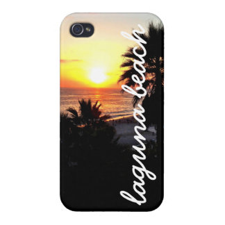 Laguna Beach iPhone 4/4S Carcasa