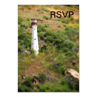 Laguna Beach Light Tower Card