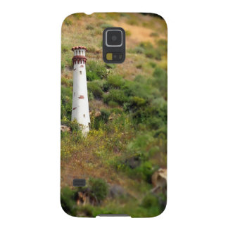 Laguna Beach Light Tower Galaxy S5 Covers