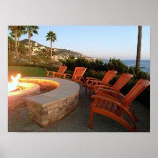 Laguna Beach Montage Resort Print
