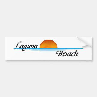 Laguna Beach Pegatina Para Auto