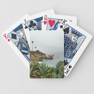 Laguna Beach Playing Cards