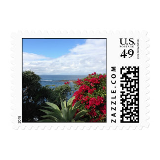 Laguna Beach Postage Stamps
