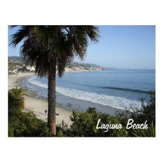 Laguna Beach postcard