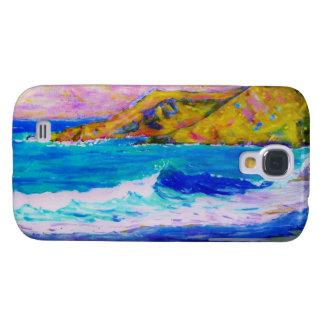 laguna beach splash galaxy s4 cover