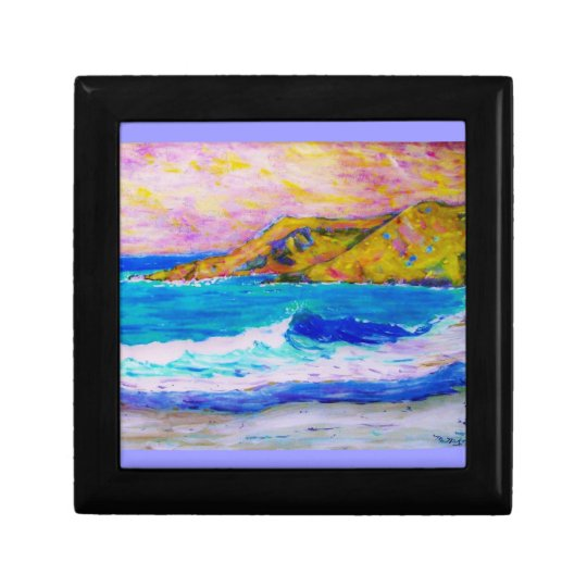 laguna beach splash jewelry box