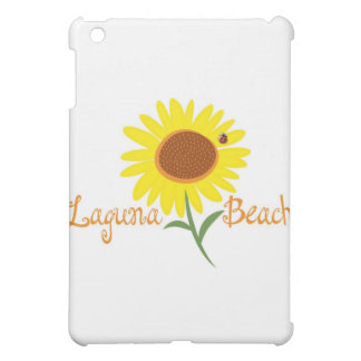 Laguna Beach Sunflower Tee iPad Mini Case