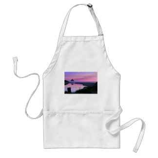 Laguna Beach Sunset Adult Apron