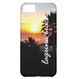 Laguna Beach Sunset iPhone 5C Cases