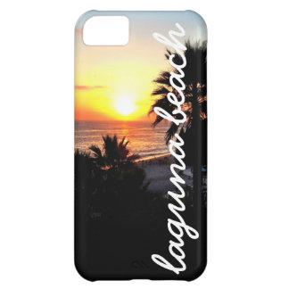 Laguna Beach Sunset iPhone 5C Case