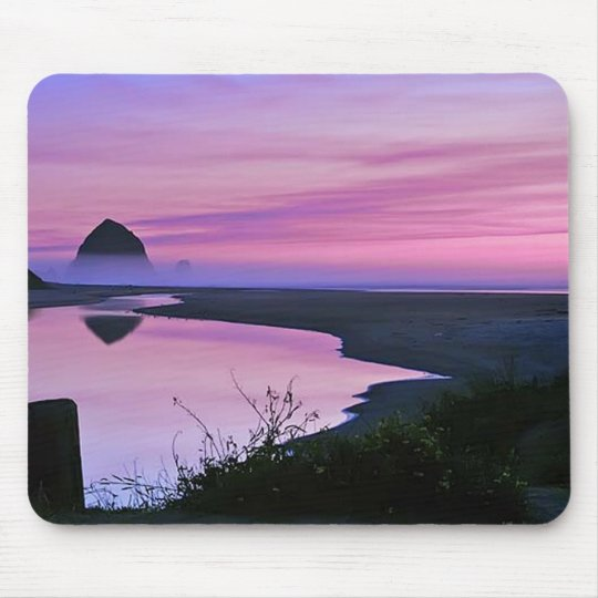 Laguna Beach Sunset Mouse Pad
