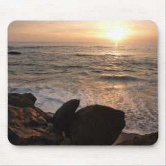 Laguna Beach Sunset Mousepad
