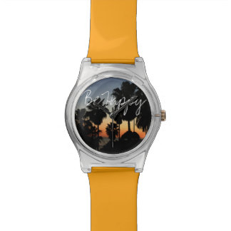 Laguna Beach Sunset Wrist Watch