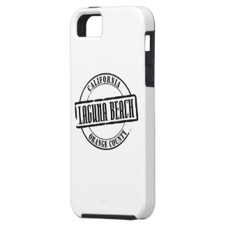 Laguna Beach Title iPhone SE/5/5s Case