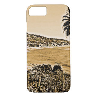 laguna beach vintage iPhone 7 case