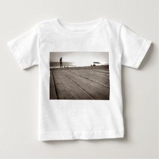 Laguna Beach Walk Baby T-Shirt