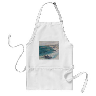 Laguna by Guy Rose Adult Apron