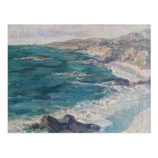 Laguna by Guy Rose Postcard