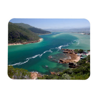 Laguna de Knysna, ruta del jardín, Western Cape Iman De Vinilo