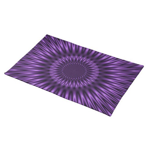 Laguna de la lila manteles individuales