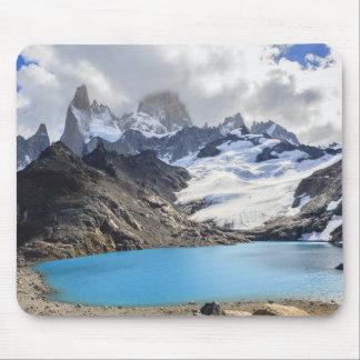 Laguna De Los Tres,  Los Glaciares National Park Mouse Pad