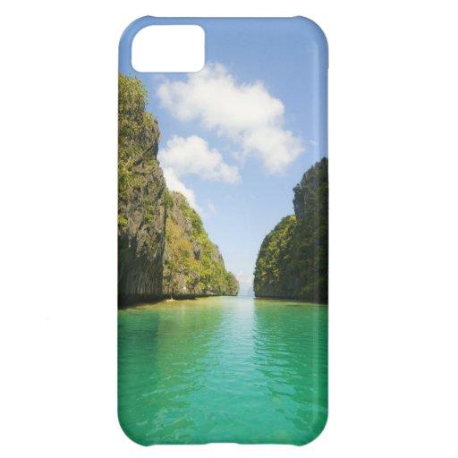 Laguna grande funda para iPhone 5C