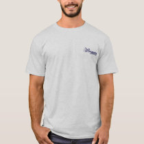 laguna graphite rods T-Shirt