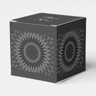 Laguna gris caja para regalos de fiestas