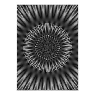 Laguna gris invitaciones magnéticas