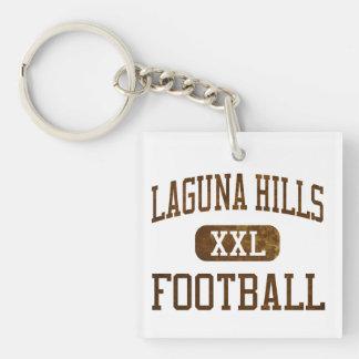 Laguna Hills Hawks Football Keychain