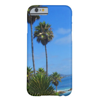 Laguna Palm Trees and Ocean Bliss iPhone 6 Case