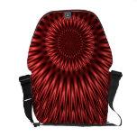 Laguna roja bolsas de mensajeria