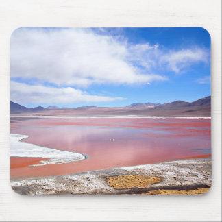 Laguna roja, Laguna Colorada en Bolivia Tapetes De Ratones