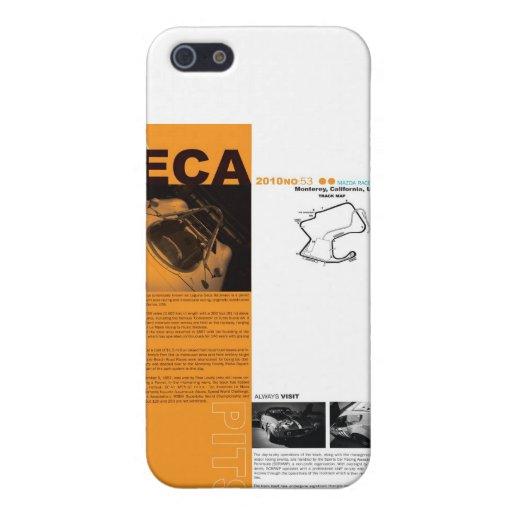 Laguna Seca iPhone 5 Carcasas