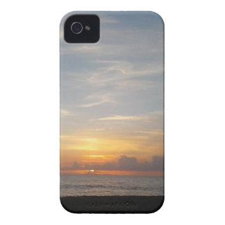 laguna sunset smog iPhone 4 cover