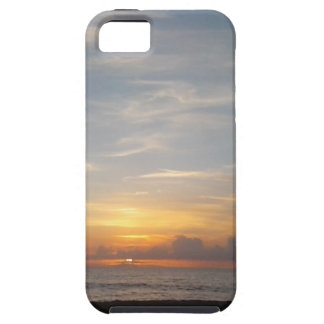 laguna sunset smog iPhone SE/5/5s case