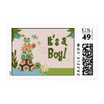 Laguna Turtle Baby Shower LTC Postage#2 It's a Boy