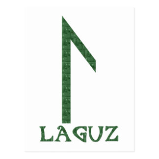 Laguz Postcard
