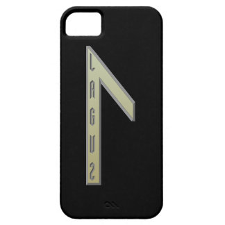 Laguz Rune gold iPhone SE/5/5s Case