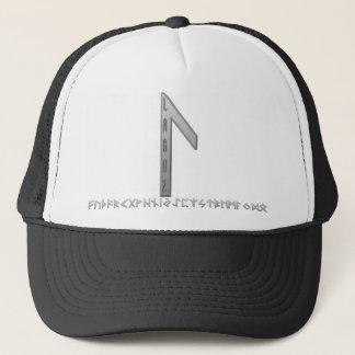 Laguz Rune grey Trucker Hat