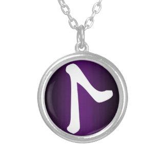 Laguz Rune Necklace