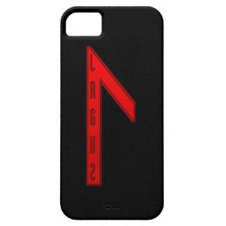 Laguz Rune red iPhone SE/5/5s Case
