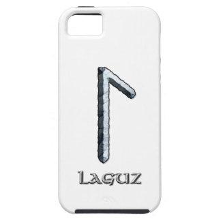 Laguz rune symbol iPhone SE/5/5s case